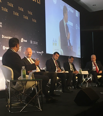 Participation at Turkey Investment Conference (TAIK) at Mandarin Oriental 24-25 September 2019, New York City